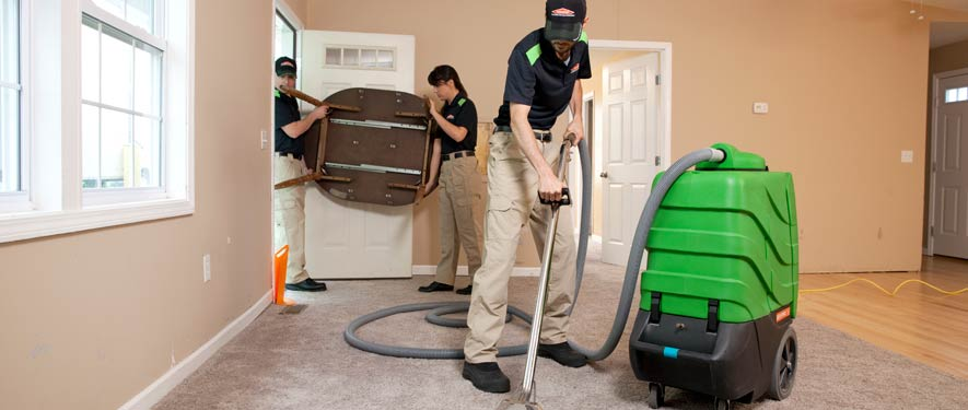 Modesto, CA residential restoration cleaning